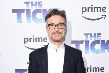 Barry Josephson 'The Tick' Blue Carpet Premiere