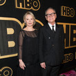 Barry Levinson HBO's Post Emmy Awards Reception - Red Carpet