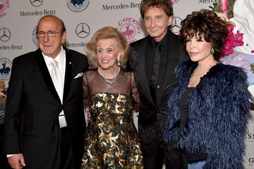 Barry Manilow Clive Davis 2014 Carousel of Hope Ball Presented by Mercedes-Benz - VIP Reception