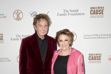 Barry Manilow Lorna Luft Transformative Medicine of USC: Rebels With A Cause GALA