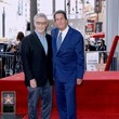 Barry Meyer Television Executive Peter Roth Honored With Star On The Hollywood Walk Of Fame