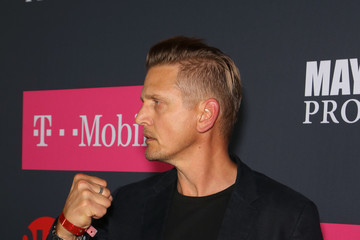 Barry Pepper SHOWTIME, WME|IMG, and MAYWEATHER PROMOTIONS VIP Pre-Fight Party Arrivals on the T-Mobile Magenta Carpet for Mayweather VS McGregor