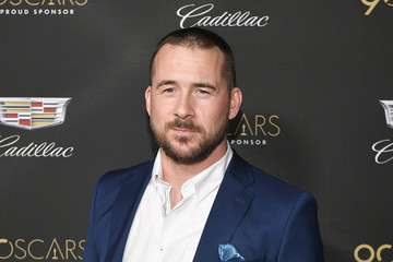 Barry Sloane Cadillac Celebrates The 90th Annual Academy Awards - Arrivals