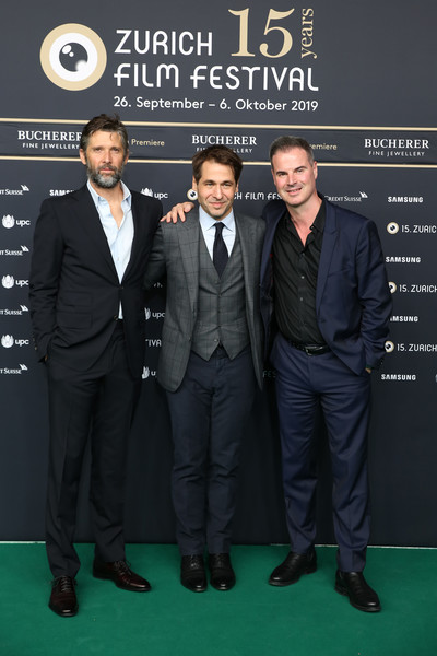 'After The Wedding' Photo Call - 15th Zurich Film Festival