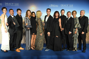 Bart Layton 'Jury & Award Winners' : Photocall - 44th Deauville American Film Festival