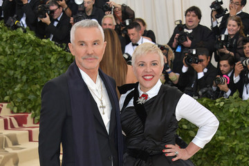 Baz Luhrmann Heavenly Bodies: Fashion & The Catholic Imagination Costume Institute Gala - Arrivals