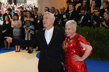 Baz Luhrmann 'Rei Kawakubo/Comme des Garcons: Art of the In-Between' Costume Institute Gala