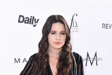 Bea Miller Minnie Mouse at Fashion LA Awards