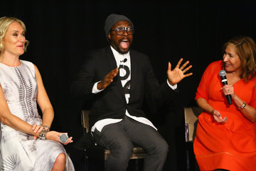 Bea Perez W Hotels, will.i.am And EKOCYCLE Announce New Partnership At W New York Launch Event