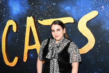 Beanie Feldstein Universal Pictures Presents The World Premiere Of Cats