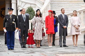 Beatrice Borromeo Monaco National Day 2016