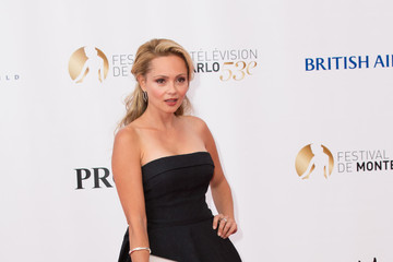 Beatrice Rosen 53rd Monte Carlo TV Festival - Opening Ceremony