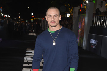 "Beau ""Casper"" Smart Premiere of Netflix's 'Bright' - Red Carpet"