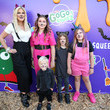 Beau Dean McDermott GoGo squeeZ GoGoWeen Halloween Launch Event