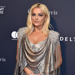 """Bebe Rexha Pre-GRAMMY Gala and GRAMMY Salute to Industry Icons Honoring Sean """"Diddy"""" Combs - Arrivals"""