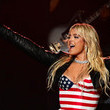 Bebe Rexha Bebe Rexha Featuring Flo Rida Rocks 29th Annual Wawa Welcome America's July 4th Concert At Mann Center For The Performing Arts In Philadelphia