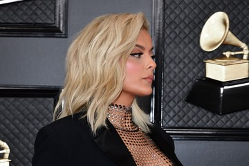 Bebe Rexha 62nd Annual GRAMMY Awards - Arrivals