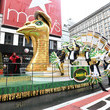 Bebe Rexha The World-Famous Macy's Thanksgiving Day Parade® Kicks Off The Holiday Season For Millions Of Television Viewers Watching Safely At Home