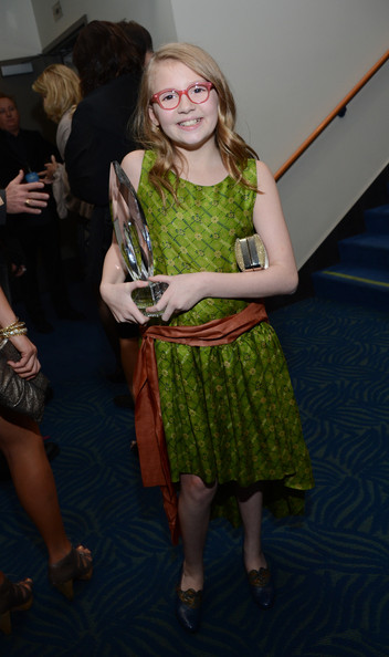39th Annual People's Choice Awards - Backstage And Audience (Bebe Wood