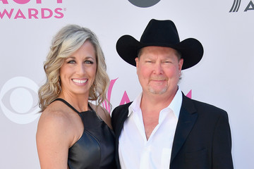 Becca Lawrence 52nd Academy of Country Music Awards - Arrivals