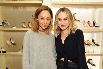 Becca Tobin Jimmy Choo in Association With Cindy Crawford And Katharina Harf Host An Evening To Support Delete Blood Cancer