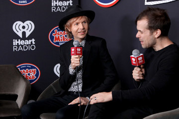 Beck iHeartRadio ALTer Ego 2018 - Backstage