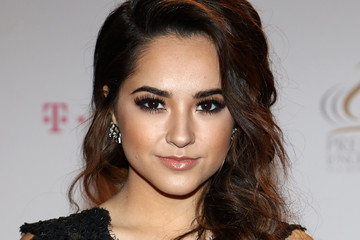 Becky G Arrivals at the Premios Lo Nuestros Awards