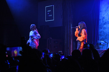 Becky G Sony's 'Lost In Music' Campaign Finale At Sony Hall