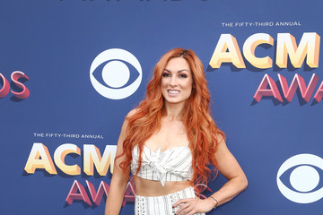 Becky Lynch 53rd Academy Of Country Music Awards - Arrivals
