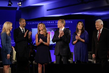 Becky Quick Clinton Global Initiative 2015 Annual Meeting - Day 3