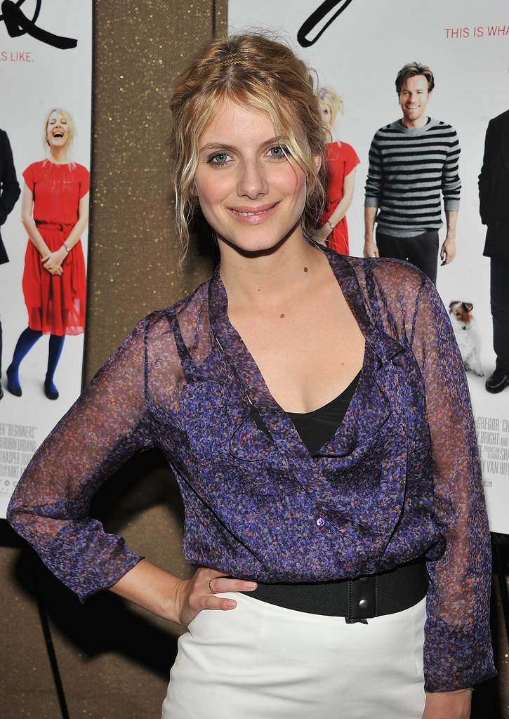 Melanie Laurent Photos Photos Quot Beginners Quot New York