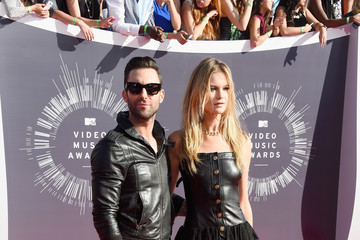 Behati Prinsloo Arrivals at the MTV Video Music Awards — Part 2