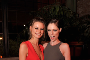 Behati Prinsloo Coco Rocha 'Begin Again' Afterparty in NYC — Part 2
