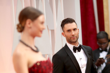 Behati Prinsloo Arrivals at the 87th Annual Academy Awards — Part 2