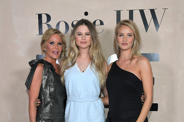 Behati Prinsloo Rosie HW x PAIGE Launch Event