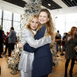 Behati Prinsloo Brooks Brothers Hosts Annual Holiday Celebration To Benefit St. Jude At West Hollywood EDITION