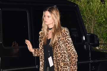 Behati Prinsloo 'The Voice' Season 7 Red Carpet Event