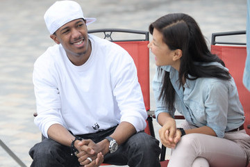 Suchin Pak Behind The Scenes With Nick Cannon For The Pepsi Refresh Project