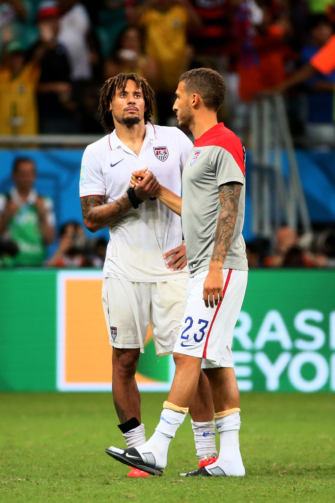 Fabian Johnson 2014 World Cup