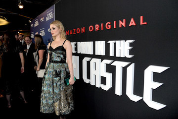Bella Heathcote Season Two Premiere Screening Of 'The Man in the High Castle'
