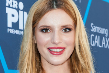 Bella Thorne Arrivals at the Young Hollywood Awards
