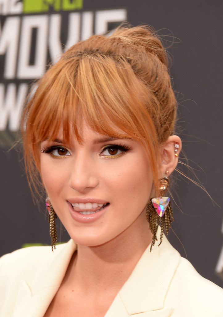 مـهـرجــــان 2013 Movie Awards Bella Thorne 2013 MTV Movie Awards Arrivals 6bnDQurkBwIx.jpg