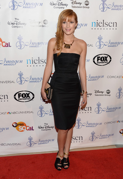 Bella Thorne - 28th Annual Imagen Awards - Arrivals