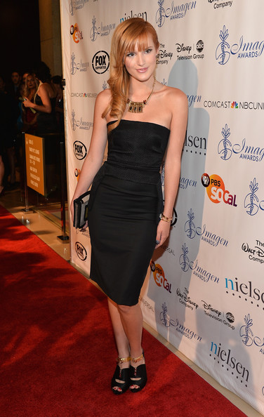 Bella Thorne - 28th Annual Imagen Awards - Red Carpet