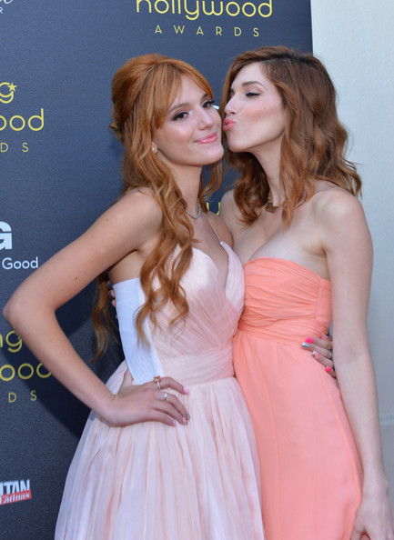 Bella Thorne And Dani Thorne Photos Photos 14th Annual Young