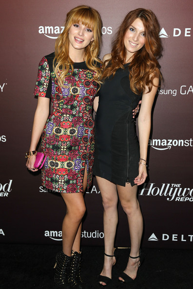 Bella Thorne And Dani Thorne Photos Photos Stars At The Next Gen