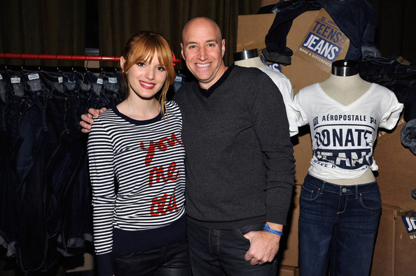 Bella Thorne - DoSomething.org And Aeropostale Celebrate Launch Of 6th Annual