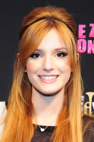 Bella Thorne - Perez Hilton's One Night In LA