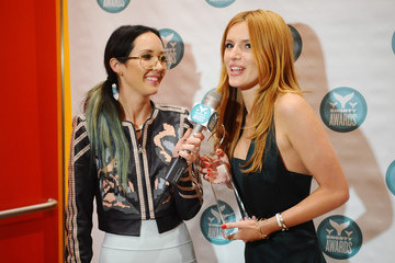 Bella Thorne The 7th Annual Shorty Awards - Backstage And Green Room