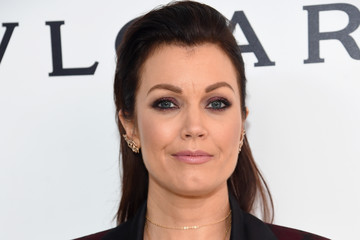 Bellamy Young 25th Annual Elton John AIDS Foundation's Oscar Viewing Party - Red Carpet